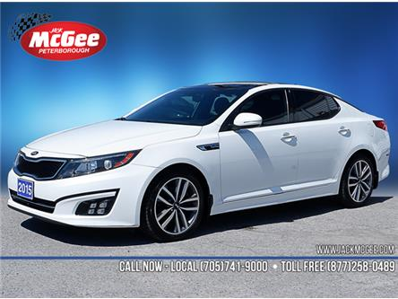 2015 Kia Optima SX Turbo (Stk: 19833B) in Peterborough - Image 1 of 19