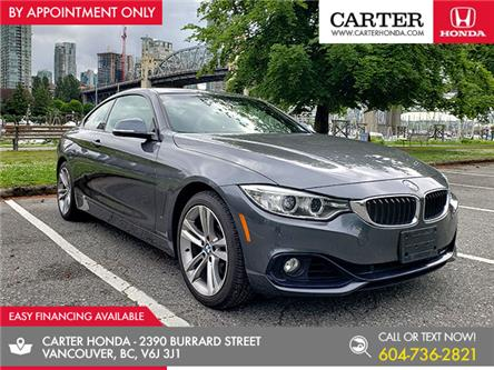 2015 BMW 428i xDrive (Stk: B47400) in Vancouver - Image 1 of 28