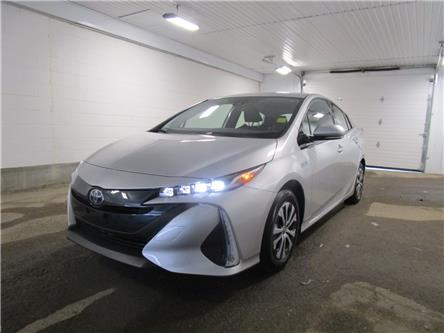 2020 Toyota Prius Prime Upgrade (Stk: 201255) in Regina - Image 1 of 26
