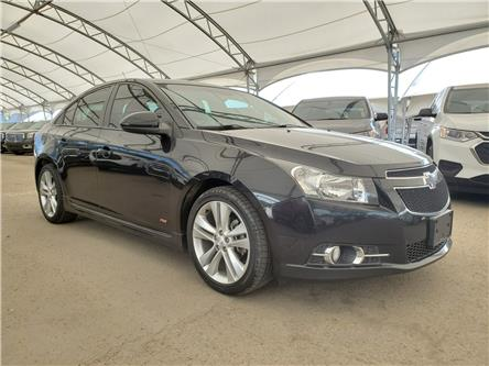 2013 Chevrolet Cruze LT Turbo (Stk: 115616) in AIRDRIE - Image 1 of 27