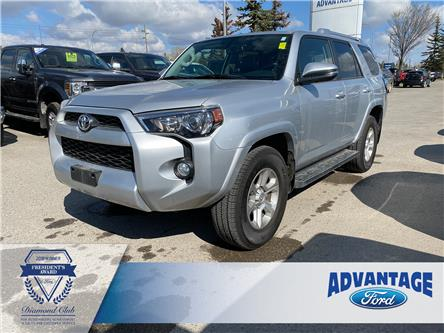 2018 Toyota 4Runner SR5 (Stk: 5657) in Calgary - Image 1 of 26