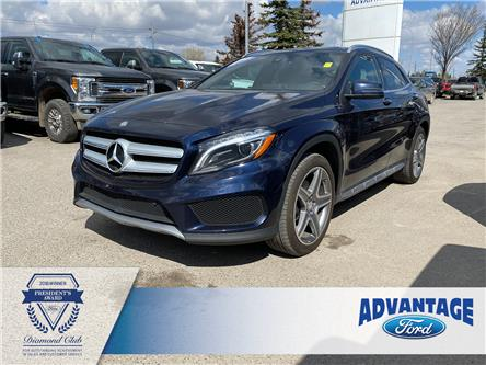 2017 Mercedes-Benz GLA 250 Base (Stk: L-449A) in Calgary - Image 1 of 25