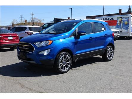 2020 Ford EcoSport Titanium (Stk: 2004390) in Ottawa - Image 1 of 10
