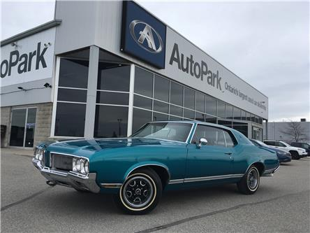 1970 Oldsmobile Cutlass Supreme  (Stk: 70-06949) in Barrie - Image 1 of 20