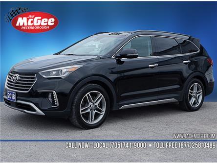 2018 Hyundai Santa Fe XL Ultimate (Stk: 19645A) in Peterborough - Image 1 of 20