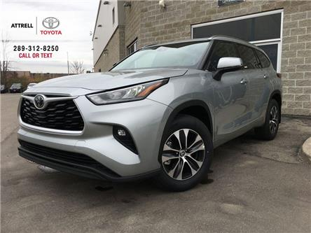 2020 Toyota Highlander XLE (Stk: 46817) in Brampton - Image 1 of 27