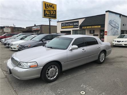 2011 Lincoln Town Car Signature Limited (Stk: 55016) in Etobicoke - Image 1 of 19