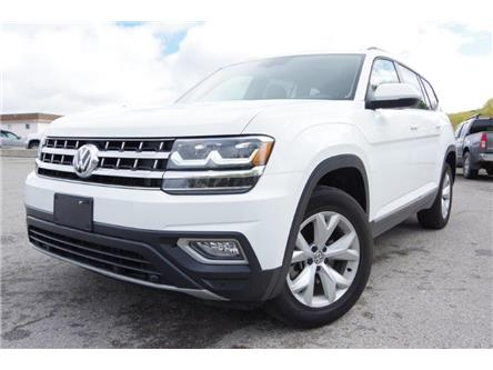 2018 Volkswagen Atlas 3.6 FSI Highline (Stk: 72737L) in Cranbrook - Image 1 of 28