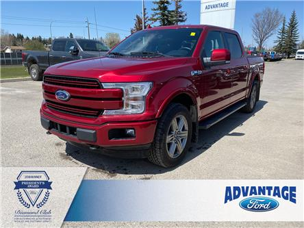 2018 Ford F-150 Lariat (Stk: BI5659) in Calgary - Image 1 of 27