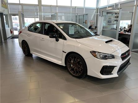 2020 Subaru WRX STI Sport-tech w/Lip (Stk: 216277) in Lethbridge - Image 1 of 7