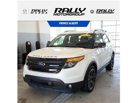 2014 Ford Explorer Sport (Stk: V653) in Prince Albert - Image 1 of 14