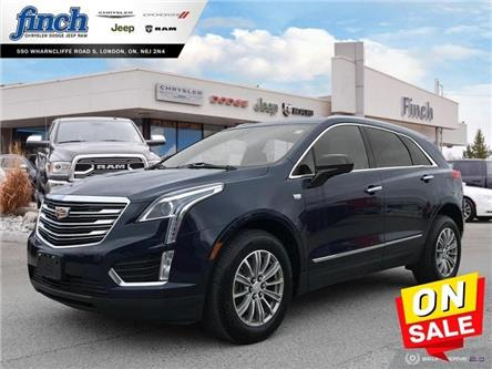 2017 Cadillac XT5 Luxury (Stk: 98053) in London - Image 1 of 26