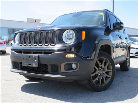 2016 Jeep Renegade North (Stk: 54411) in St. Thomas - Image 1 of 29