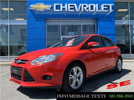 2013 Ford Focus SE (Stk: X8137A) in Ste-Marie - Image 1 of 29
