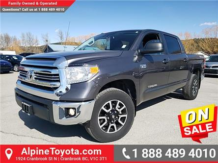 2017 Toyota Tundra  (Stk: X639020M) in Cranbrook - Image 1 of 25