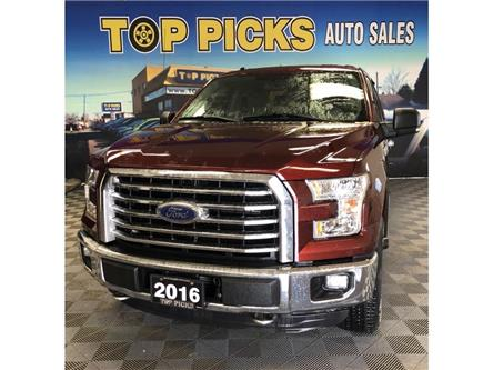 2016 Ford F-150 XLT (Stk: B72108) in NORTH BAY - Image 1 of 27