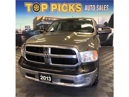 2013 RAM 1500 ST (Stk: 593488) in NORTH BAY - Image 1 of 24