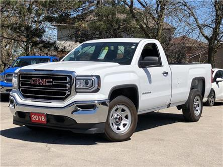 2018 GMC Sierra 1500 2WD | V8 | 8FT BOX | BACKUP CAM |low payments (Stk: 5579) in Stoney Creek - Image 1 of 20