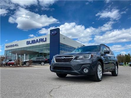 2018 Subaru Outback 2.5i Touring (Stk: LP0376) in RICHMOND HILL - Image 1 of 15