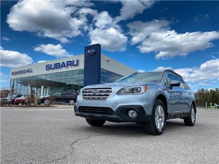 2017 Subaru Outback  (Stk: LP0374) in RICHMOND HILL - Image 1 of 15