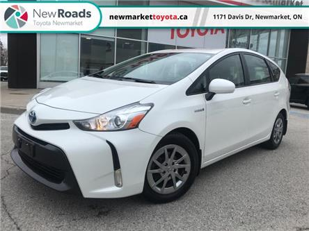 2016 Toyota Prius v Base (Stk: 5940) in Newmarket - Image 1 of 24