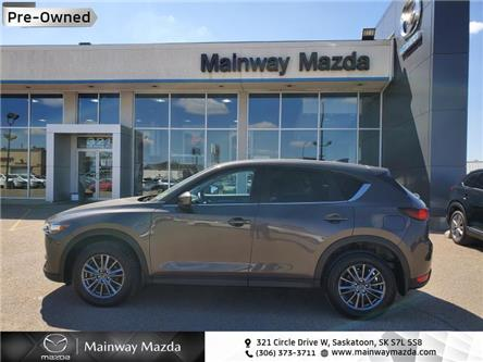 2019 Mazda CX-5 GS Auto AWD (Stk: PR1599) in Saskatoon - Image 1 of 27