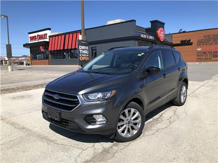 2017 Ford Escape SE (Stk: P9093) in Barrie - Image 1 of 17