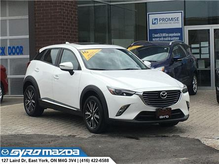 2016 Mazda CX-3 GT (Stk: 29620A) in East York - Image 1 of 30