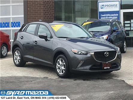 2018 Mazda CX-3 GS (Stk: 29624A) in East York - Image 1 of 27