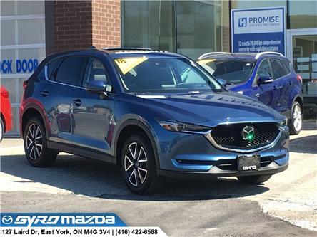 2018 Mazda CX-5 GT (Stk: 29645) in East York - Image 1 of 30