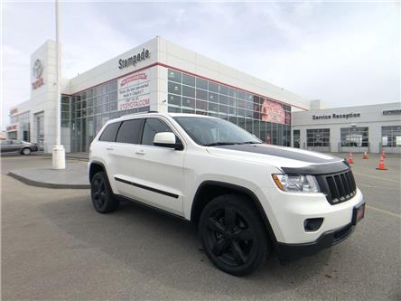 2012 Jeep Grand Cherokee Laredo (Stk: 200203A) in Calgary - Image 1 of 27