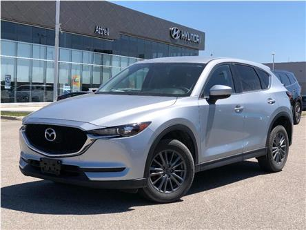 2017 Mazda CX-5 GX (Stk: 120110) in Brampton - Image 1 of 16