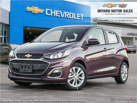 2020 Chevrolet Spark 1LT Manual (Stk: 0459573) in Oshawa - Image 1 of 27
