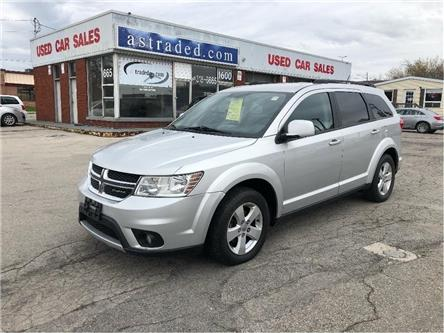 2012 Dodge Journey SXT & Crew (Stk: 19-7595A) in Hamilton - Image 1 of 20