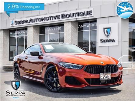 2019 BMW M850i xDrive (Stk: C1022) in Aurora - Image 1 of 30