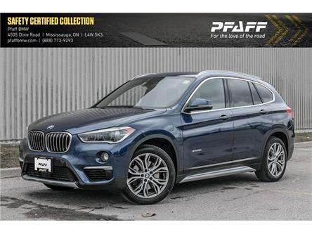 2016 BMW X1 xDrive28i (Stk: U5950) in Mississauga - Image 1 of 8