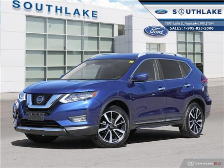 2018 Nissan Rogue SL (Stk: P51278) in Newmarket - Image 1 of 27