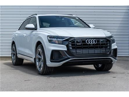 2020 Audi Q8 55 Progressiv (Stk: N5499) in Calgary - Image 1 of 18