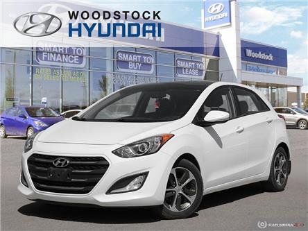 2016 Hyundai Elantra GT GLS (Stk: HD19079A) in Woodstock - Image 1 of 27