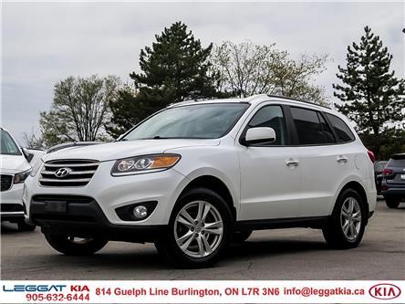 2012 Hyundai Santa Fe  (Stk: 2B9015A) in Burlington - Image 1 of 25