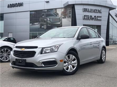 2016 Chevrolet Cruze Limited 2LS (Stk: U119446) in Mississauga - Image 1 of 25