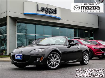 2011 Mazda MX-5 GS (Stk: 202339A) in Burlington - Image 1 of 24