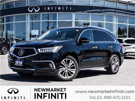 2018 Acura MDX Elite Package (Stk: UI1296) in Newmarket - Image 1 of 29