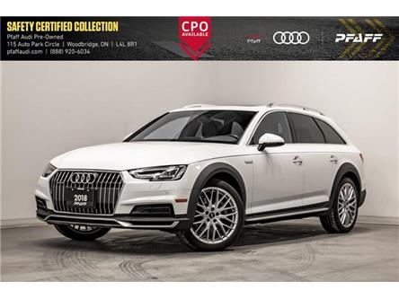 2018 Audi A4 allroad 2.0T Technik (Stk: C7369) in Woodbridge - Image 1 of 22