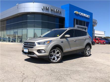 2017 Ford Escape Titanium (Stk: 20209A) in Orillia - Image 1 of 23