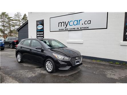 2019 Hyundai Accent Preferred (Stk: 200394) in Richmond - Image 1 of 21