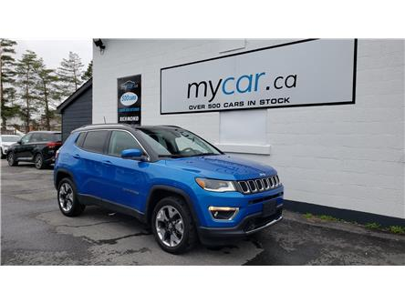 2018 Jeep Compass Limited (Stk: 200389) in Richmond - Image 1 of 26