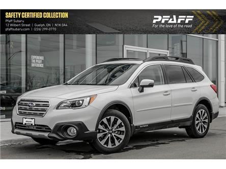 2016 Subaru Outback 3.6R Limited Package (Stk: S00496A) in Guelph - Image 1 of 22