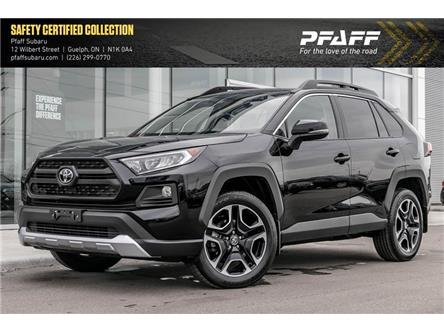 2019 Toyota RAV4 Trail (Stk: S00607A) in Guelph - Image 1 of 22