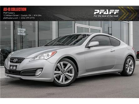 2011 Hyundai Genesis Coupe  (Stk: S00636A) in Guelph - Image 1 of 17